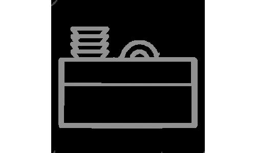 Встраиваемые шкафы для подогрева посуды