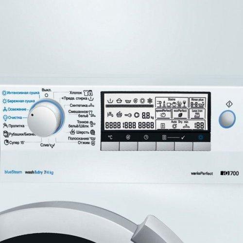 Стирально-сушильные машины Siemens WD14H540OE iQ700