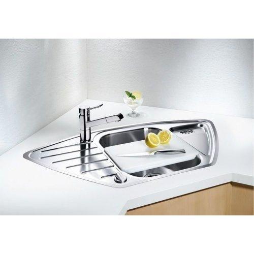 Кухонные мойки Blanco LANTOS 9 E-IF
