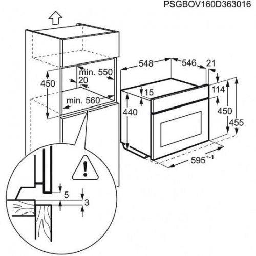 Микроволновые печи AEG KMR721000B
